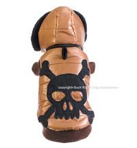 Skull Dog Vest