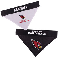 Arizona Cardinals Reversible Mesh Dog Bandana