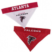 Atlanta Falcons Reversible Mesh Dog Bandana