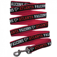 Atlanta Falcons Ribbon Dog Leash