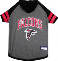 Atlanta Falcons Hoody Dog Tee