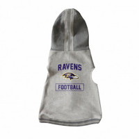 Baltimore Ravens Pet Hooded Crewneck