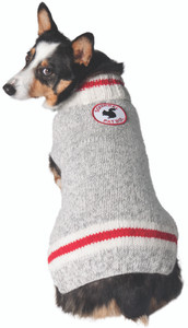 Squirrel Patrol Patrol Sweater