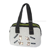 Feed Me Zipper Pet Carrier