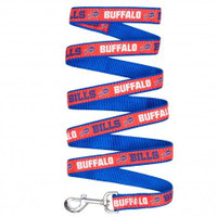 Buffalo Bills Ribbon Dog Leash