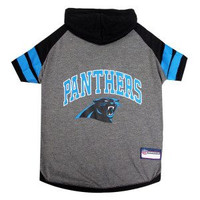 Carolina Panthers Hoody Dog Tee