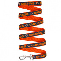 Chicago Bears Ribbon Dog Leash