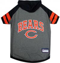 Chicago Bears Hoody Dog Tee