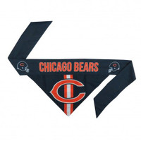 Chicago Bears Tie-On Bandana