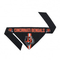 Cincinnati Bengals Tie-On Bandana