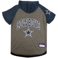 Dallas Cowboys Hoody Dog Tee
