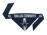 Dallas Cowboys Tie-On Bandana