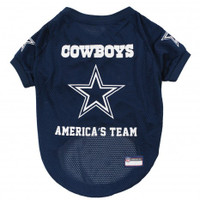 Dallas Cowboys Dog Jersey – America's Team