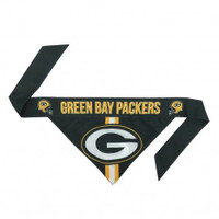 Green Bay Packers Tie-On Bandana