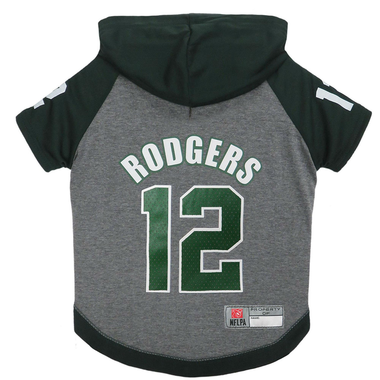 promo code 774d1 d5e36 Aaron Rodgers Hoody Dog Tee
