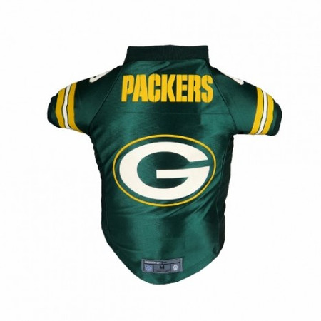 best loved 5499a 630dc Green Bay Packers Premium Dog Jersey