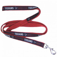 Houston Texans Ribbon Dog Leash