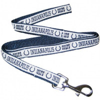 Indianapolis Colts Ribbon Dog Leash