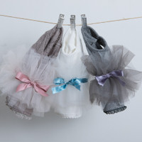 Louisdog Tutu T-Shirts