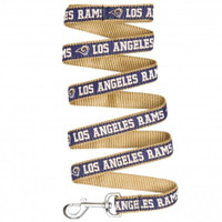 Los Angeles Rams Ribbon Dog Leash