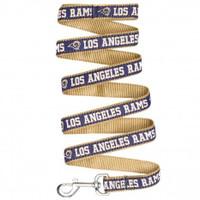Los Angeles Rams Ribbon Dog Leash