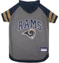 Los Angeles Rams Hoody Dog Tee
