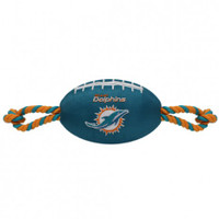 Miami Dolphins Nylon Football Toy