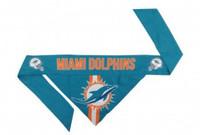 Miami Dolphins Tie-On Bandana