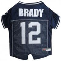 Tom Brady Dog Jersey