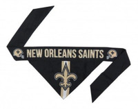 New Orleans Saints Tie-On Bandana