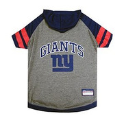 New York Giants Hoody Dog Tee