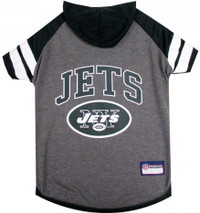 New York Jets Hoody Dog Tee