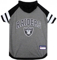 Oakland Raiders Hoody Dog Tee
