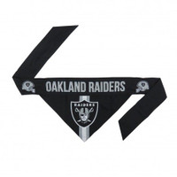 Oakland Raiders Tie-On Bandana