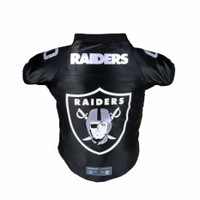 Oakland Raiders Premium Dog Jersey