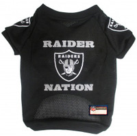 Oakland Raiders Dog Jersey – Raider Nation