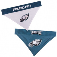 Philadelphia Eagles Reversible Mesh Dog Bandana