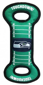 Seattle Seahawks  Field Tug Toy