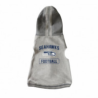 Seattle Seahawks Pet Hooded Crewneck