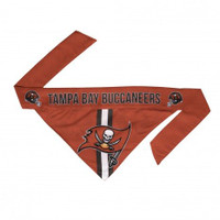 Tampa Bay Buccaneers Tie-On Bandana