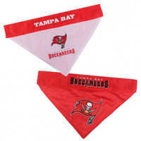Tampa Bay Buccaneers Reversible Mesh Dog Bandana