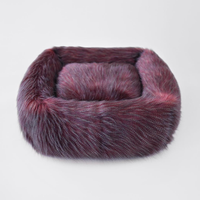 Exotic Ostrich Dog Bed