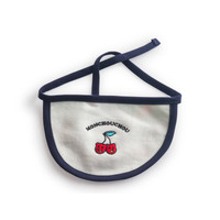 Cherry Dog Bib