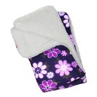 Midnight Garden Fleece/Ultra-Plush Blanket