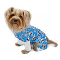 Ultra Soft Minky Silly Sharks Pajamas
