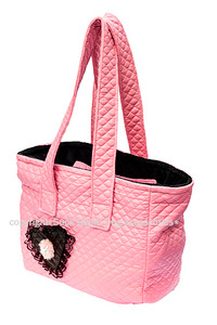 Black Heart Bag Dog Carrier