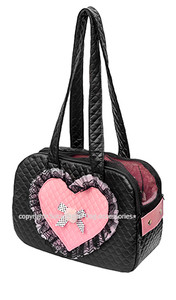 Diva Zipper Dog Carrier