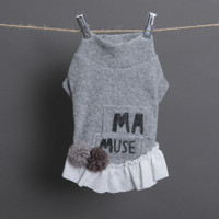 Louisdog Ma Muse Couture Dress