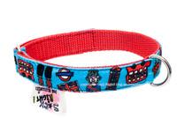 God Save the Queen Textile Collar