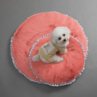 Louisdog Frill Anywhere Fur Rug